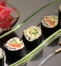 Suši maki