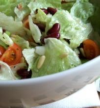 Traškios ir givios salotos