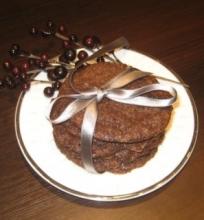 """""""Šokoladiškiausi"""" šokoladiniai sausainiai"""