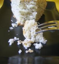 Citrininis jogurtinis pyragas su aguonomis