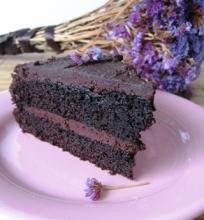 Velniškai Šokoladinis Pyragas