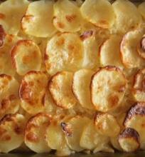 Skaniausios bulvės iš orkaitės