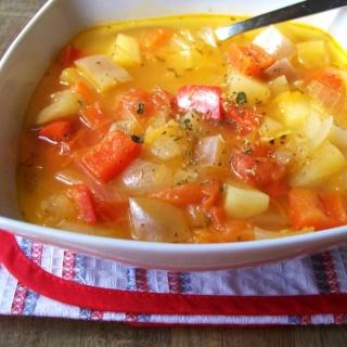 Viduržemio regiono sriuba