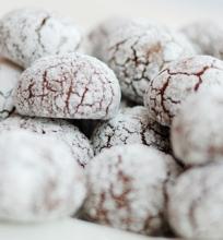 Sausainiai – Išdžiūvusi dykumos žemė