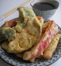 Vegetariška tempura