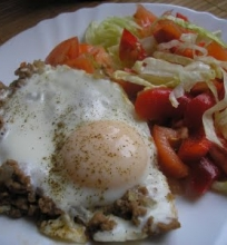 Turkiška kiaušinienė