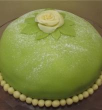 """Švediškas """"Princesės"""" tortas"""