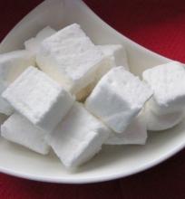 Marshmallows saldainiai