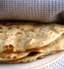 Chapati duonelė
