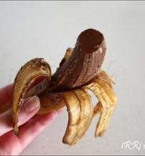 Šokoladinis bananas