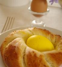 Itališka Velykinė duonelė
