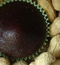 Drėgni kakaviniai keksiukai