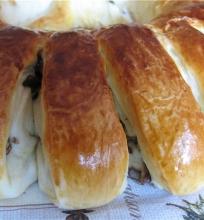 Pistacijų duona