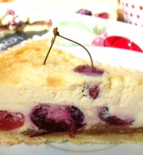 Maskarponės sūrio pyragas