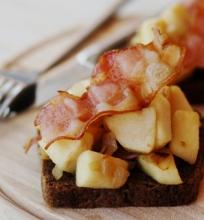 Daniškas sumuštinis
