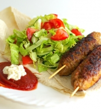 Turkiškas kebabas