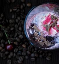vyšnių kava