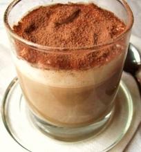 Kavos pudingas
