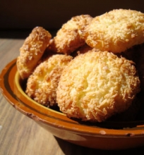 Kokosiniai sausainėliai