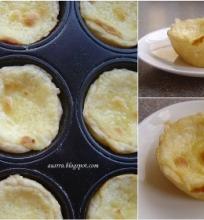 Portugališki pyragaičiai arba…