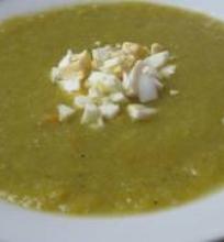 """""""Mimozų"""" sriuba"""
