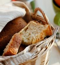 Duona su rozmarinais