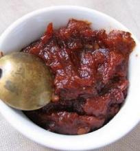Aštrus pomidorų džemas