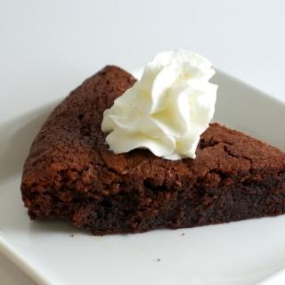 Belgiškas šokoladinis pyragas