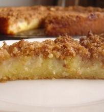 Obuolių pyragas su moliūgu ir riešutais