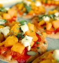 Pizza su moliūgais