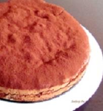 Brendžio ir šokolado torta