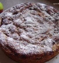 Dvarininkės obuolių pyragas