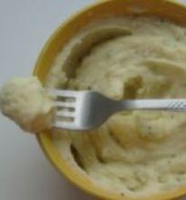 Kaip pasigaminti labai skanią bulvių košę?
