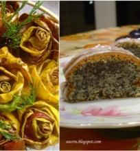 Čekiškas aguonų pyragas