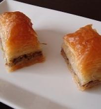 Turkiška baklava