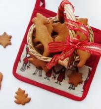Pepparkakor (švediški Kalėdų sausainiai)