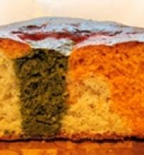 """Austriška daržovių duona """"Il Gianfornaio"""""""