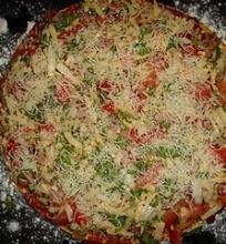 Mamos pica arba kai tingiu kepti picą ;)