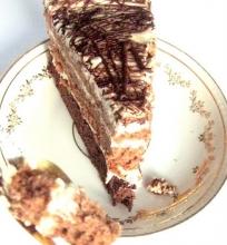 Šokoladinis mascarpone tortas