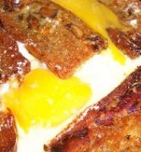 Kiaušinienė su duona