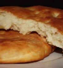 Focaccia duonelė