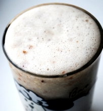 riešutų pienas