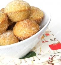 Keksiukai – spurgos
