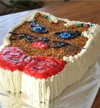 """Tortas """"Katinėlis"""""""