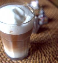 Naminė latte