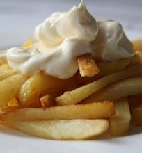 Belgiškos bulvytės