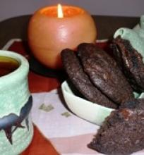 Itin šokoladiniai sausainiai su šokolado gabaliukais