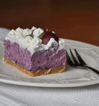 Mėlyninis sūrio tortas