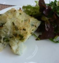 Bulvių ir kopūstų apkepas