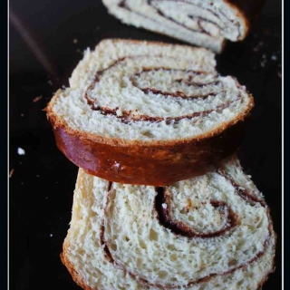 Cinamoninė duona – pyragas